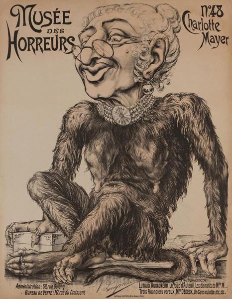Musee des Horreurs, No. 48 Charlotte Mayer