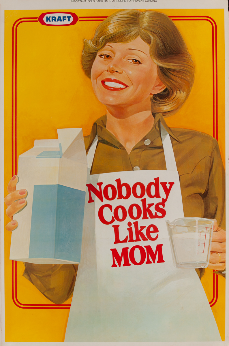 Kraft Nobody Cooks Like Mom