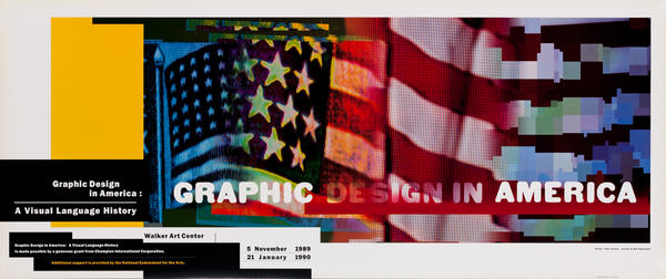 Graphic Design in America: A Visual Language History - Walker Art Center