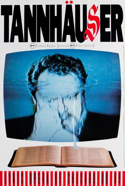 Tannhauser, Opera Poster