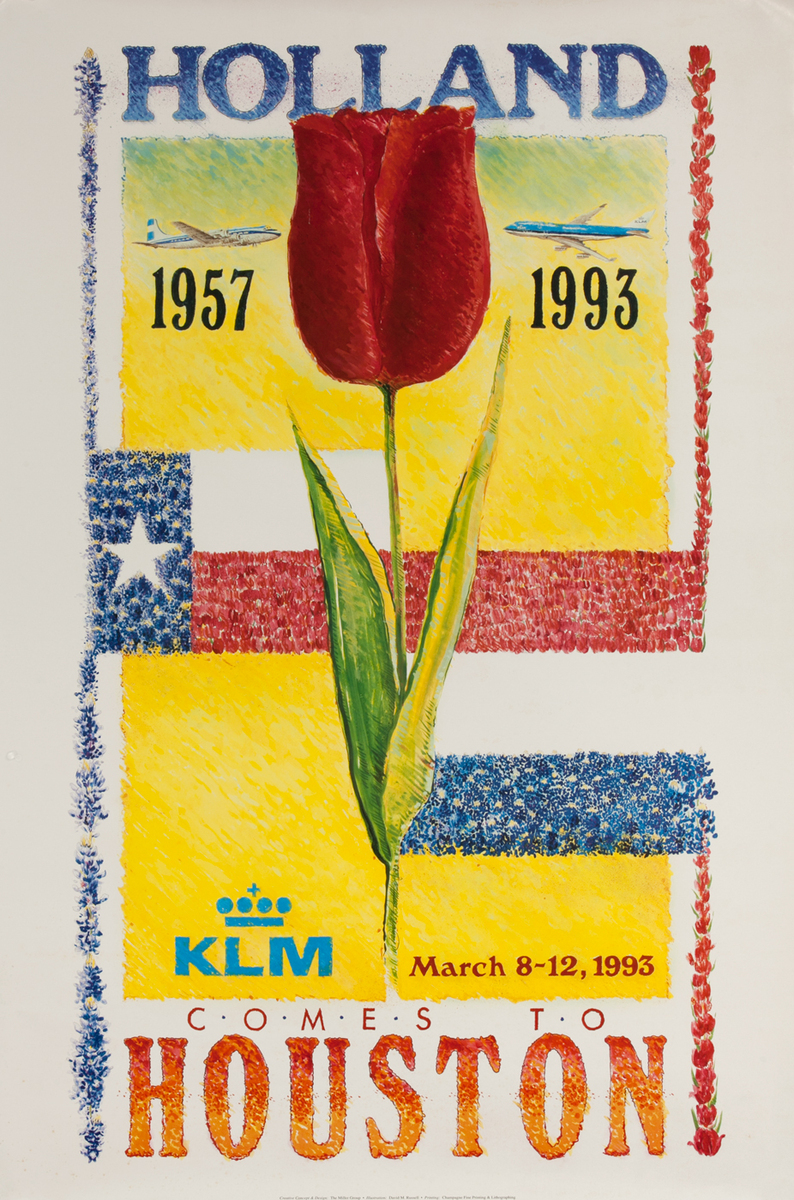 KLM Holland Comes to Holland 1957-1993