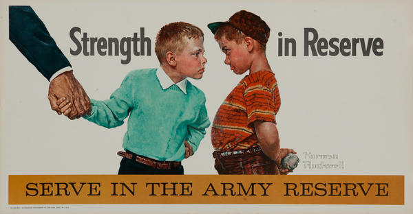 Strength in Reserve, Serve in the Army Reserve