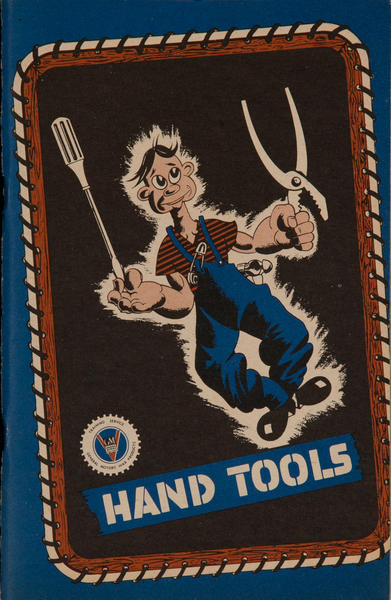 Hand Tools, WWII Training Brochure