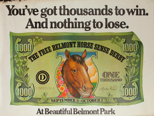 Beautiful Belmont Park - Nothing to Lose