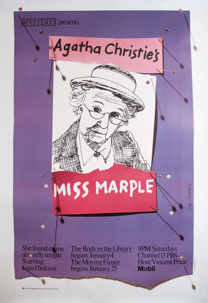 Agatha Christie's Miss Marple, Mobil Mystery Presents!