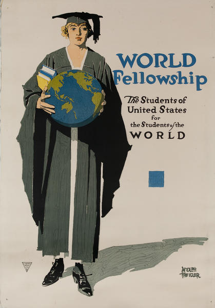 World Fellowship, The Students of the United States for Students of the World