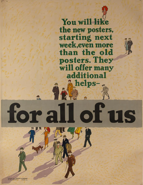 For all of Us, Mather Work Incentive Poster