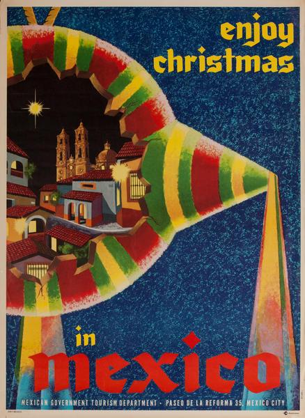 Enjpy Christmas in Mexico