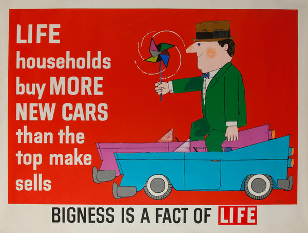 Bigness is a fact of Life, New Cars