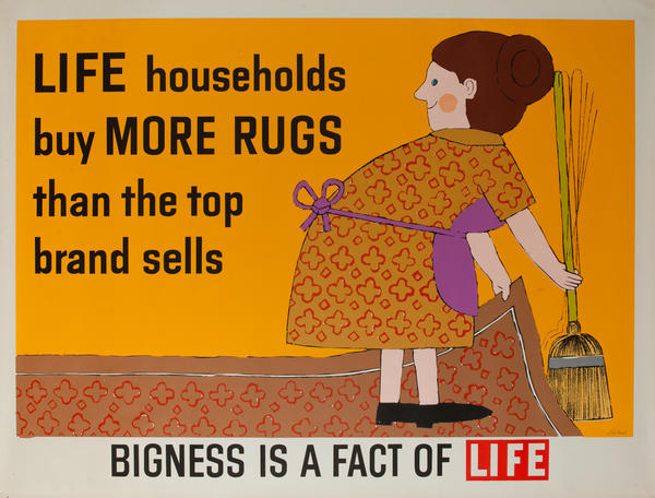 Bigness is a fact of Life,  Rugs