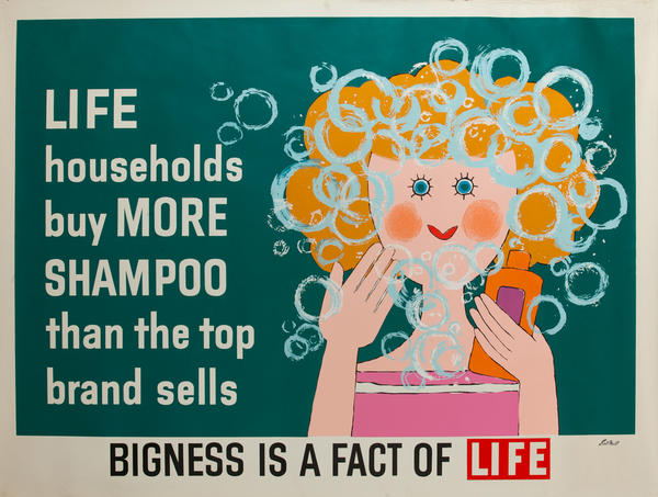 Bigness is a fact of Life, Shampoo