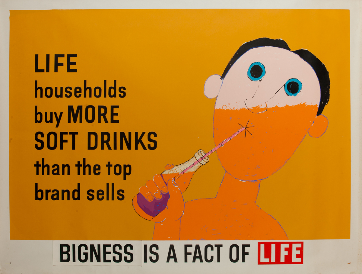 Bigness is a fact of Life, Soft Drinks