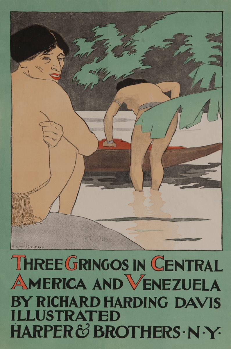 The Three Gringos in Central America and Venezuela