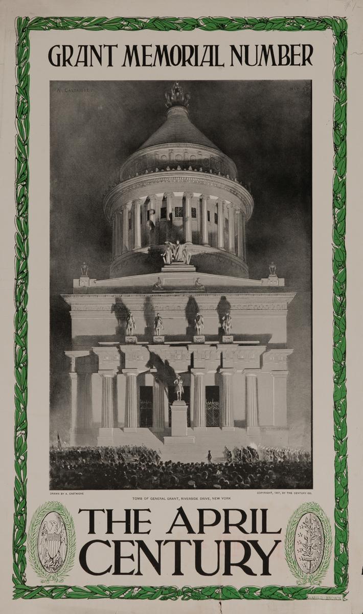 The April Century, the Grant Memorial Number