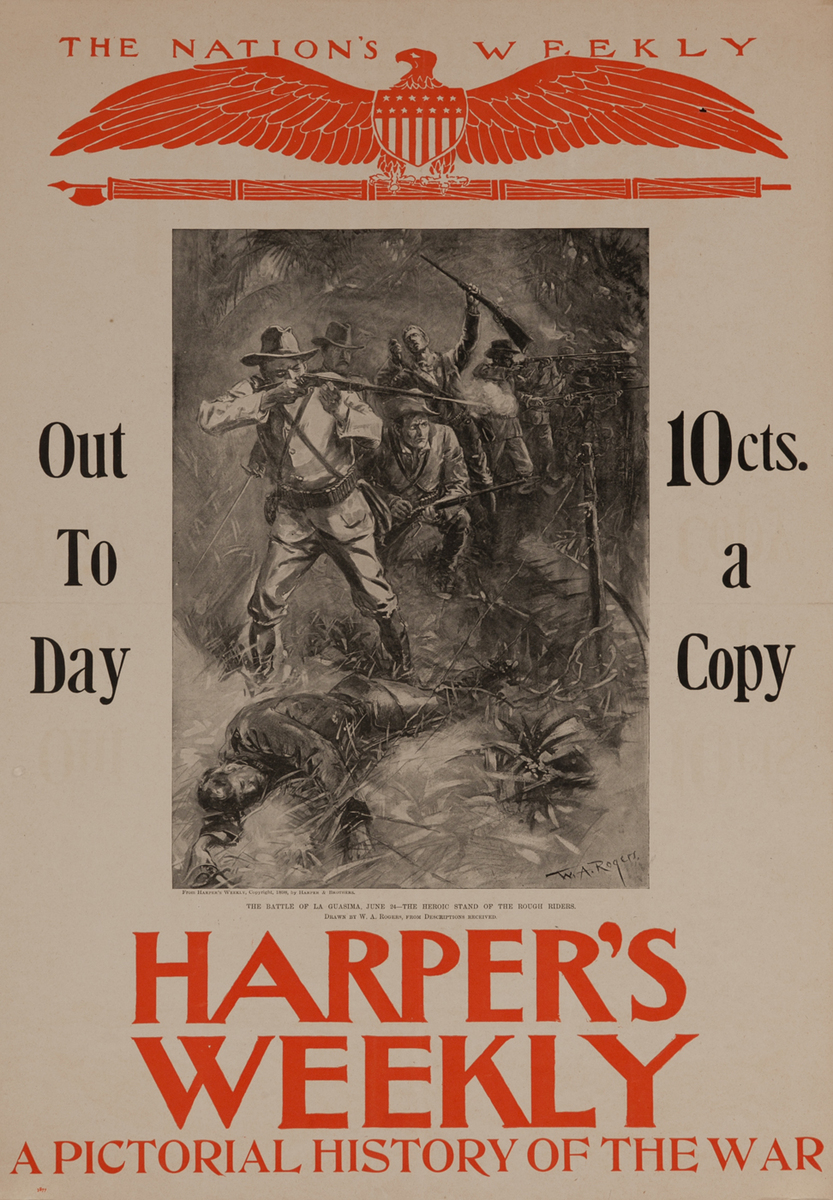 Harper's Weekly A Pictorial History of the War