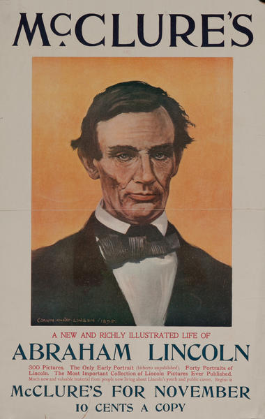 McClure's A New and Richly Illustrated Life Abraham Lincoln