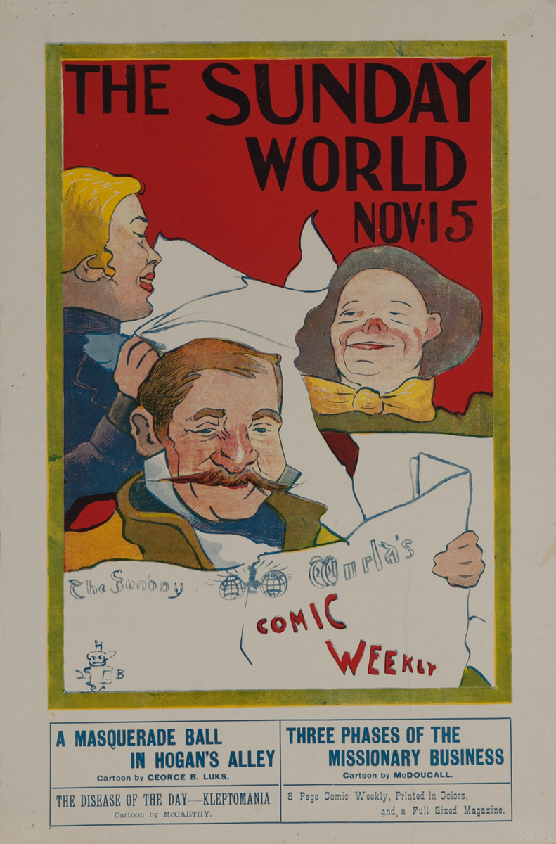The Sunday World Comic Weekly
