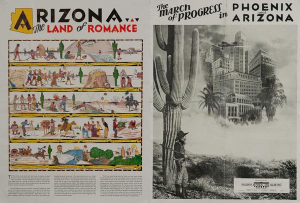 Arizona The Land of Romance
