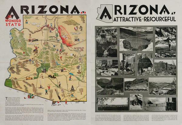 Arizona the Wonder State