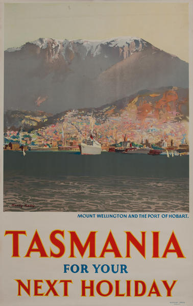 Tasmania For Your Next Holiday, Mount Wellington and the Port of Hobart