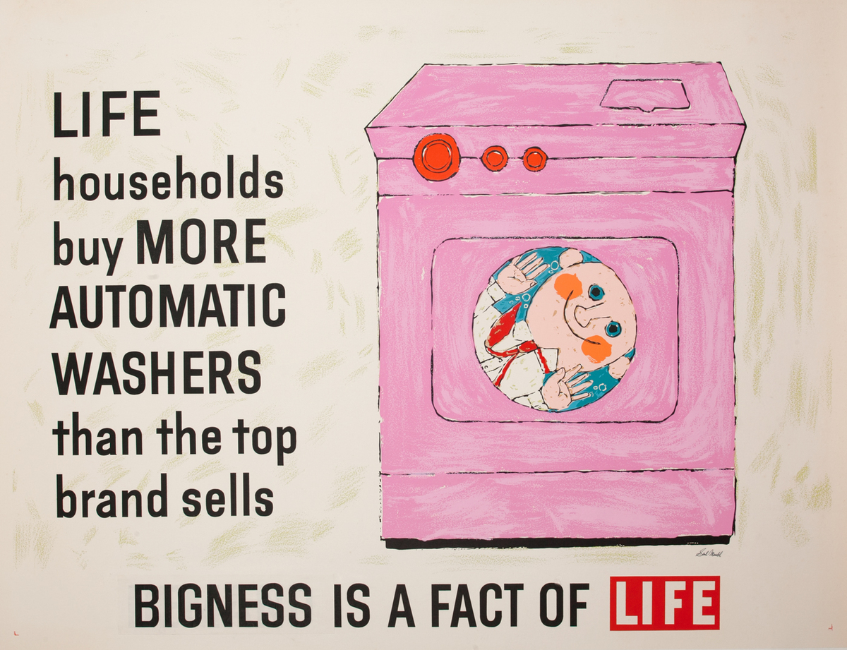 Bigness is a fact of Life, Autmatic Washers