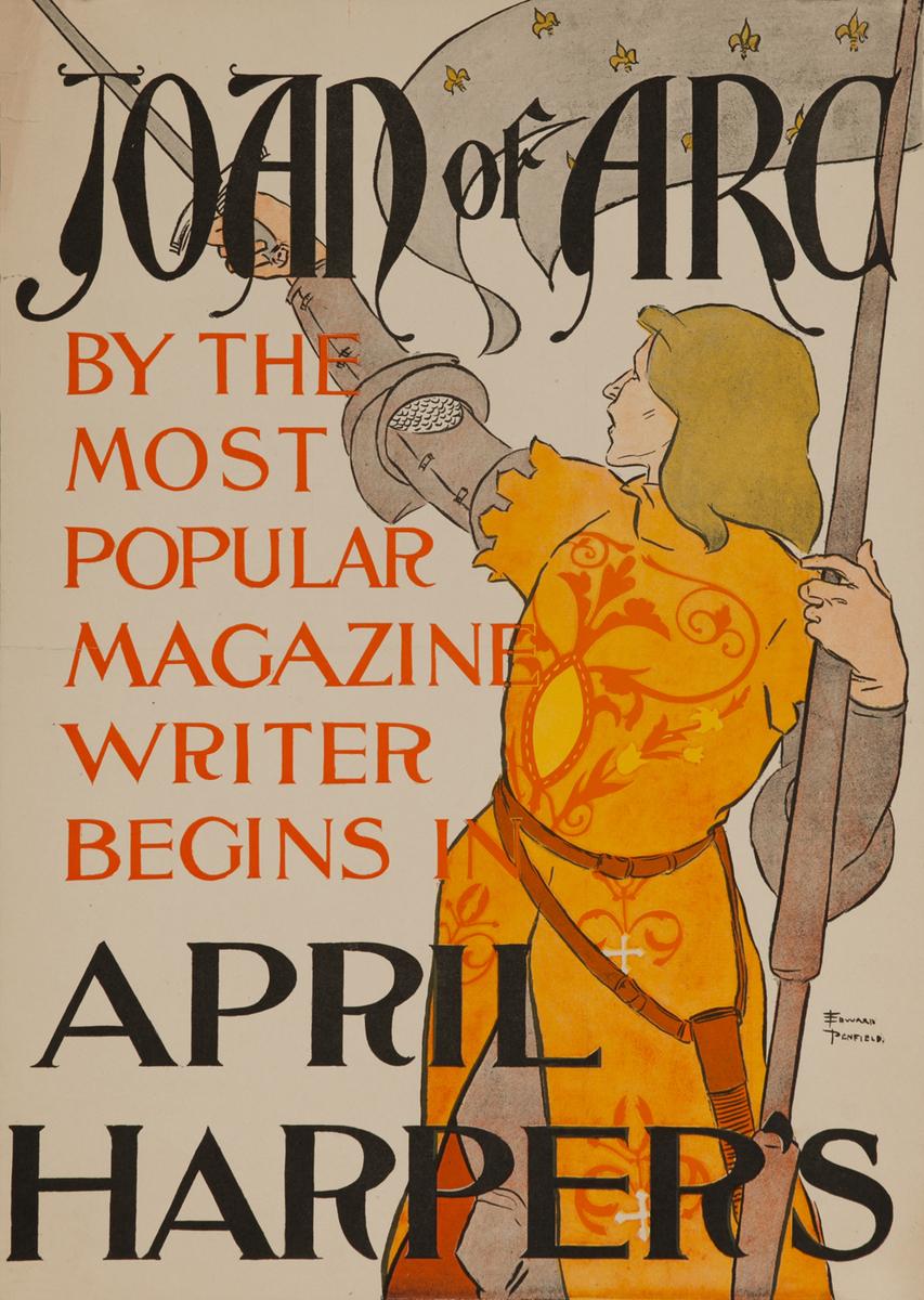 Joan of Arc, April Harpers