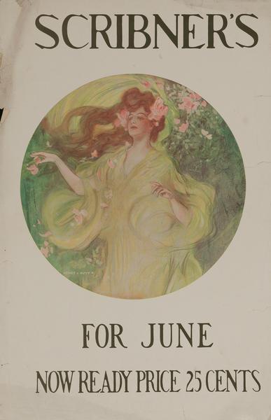 Scribner's June, Belle Epoque Redhead