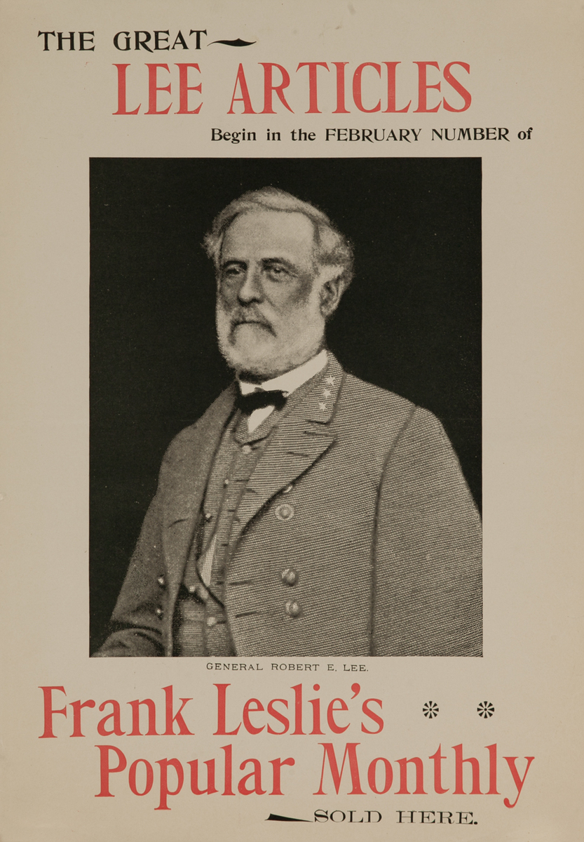 The Great Lee Articles, Frank Leslie's Popular Monthly