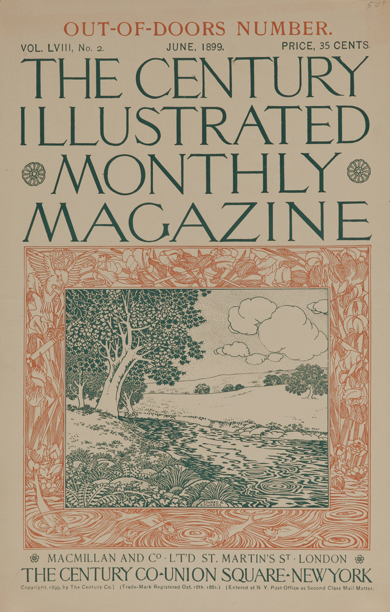 The Century Illustrated Monthly Magazine, Out-of-Doors Number