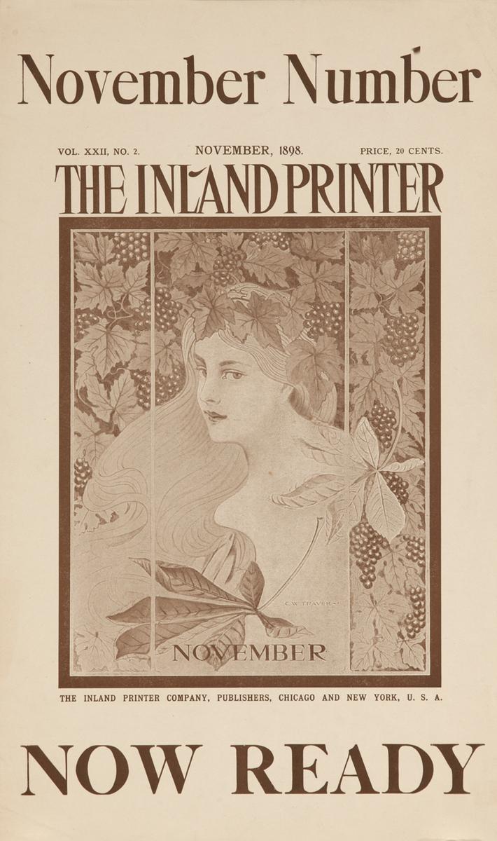 The Inland Printer November Number