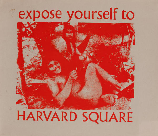 Expose Yourrself to Harvard