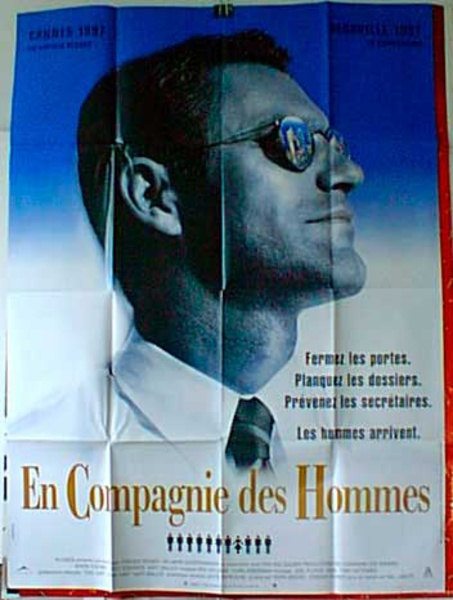 In the Company of Men Original French Movie Poster