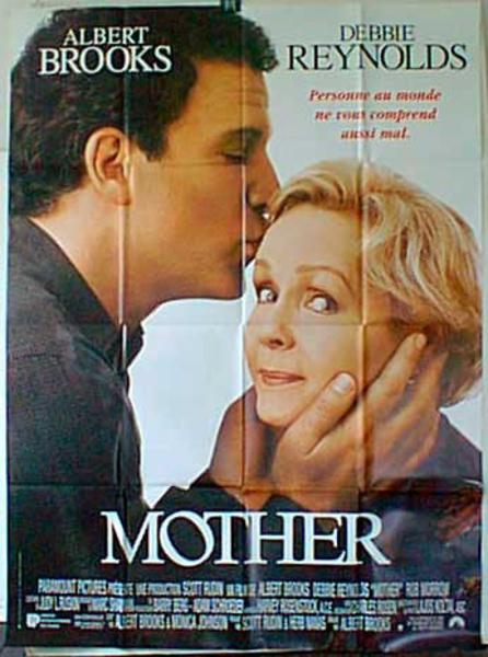 Mother Original French Movie Poster