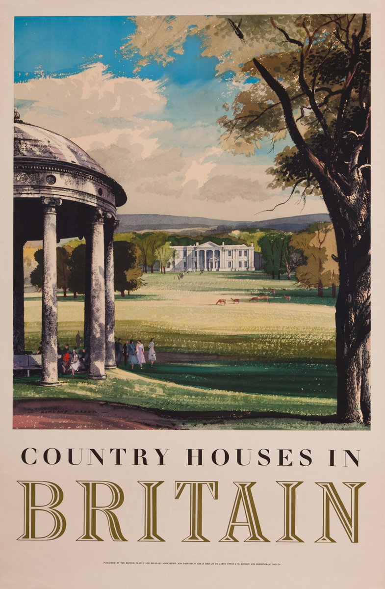 Country Houses in Britain