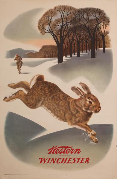 Western Winchester Ammunition, Rabbit