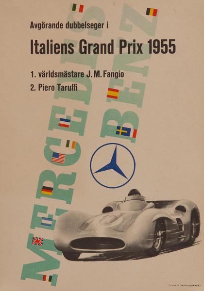 Merced<br>Italiens Grant and Prix 1955
