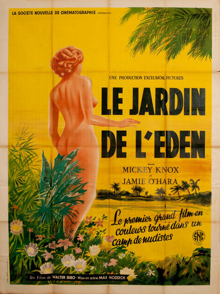 Le Jardin de L'Eden -The Garden of Eden