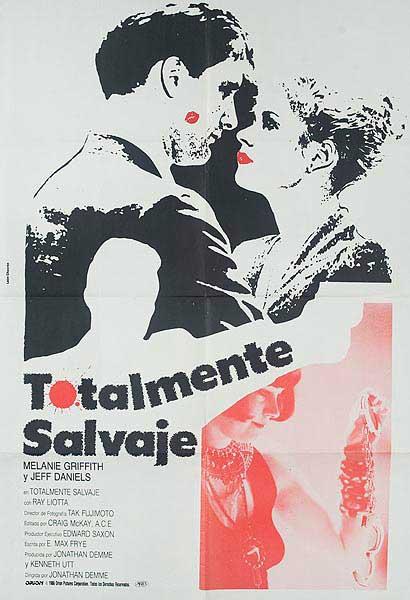 Something Wild Original Argentina Movie Poster