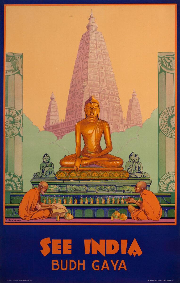 See India Budh Gaya