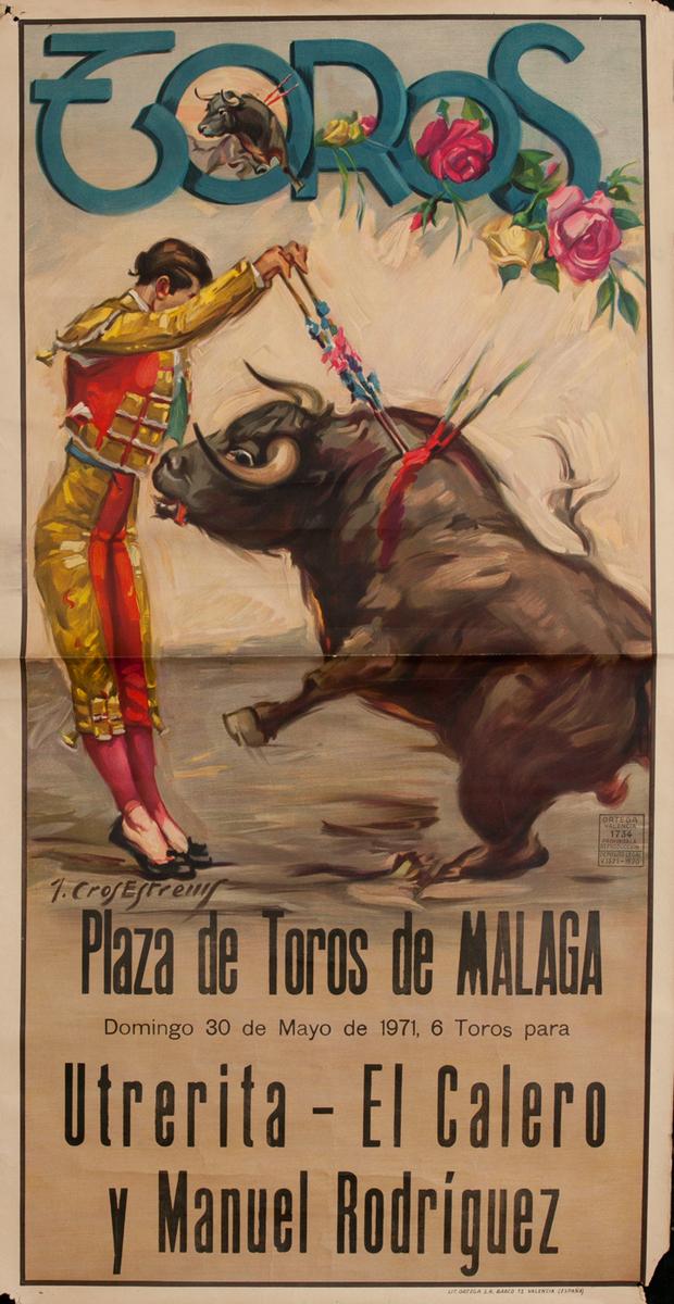 Plaza de Toros de Malaga, Utrerita - El Calero