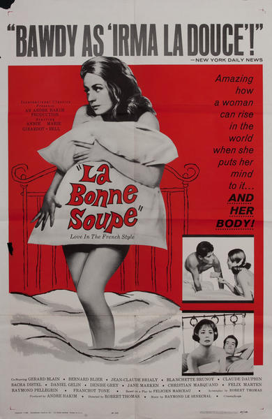 La Bonne Soupe French 1 Sheet Movie Poster