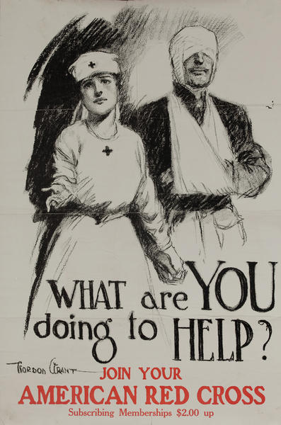 What are You doing to Help? Join Yours American Red Cross
