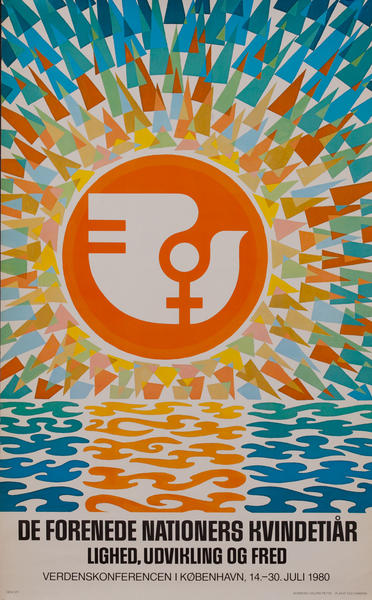 United Nations Decade for Women, Equality, Develpoment and Peace - Danish Language