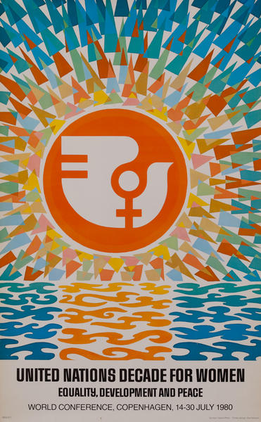 United Nations Decade for Women, Equality, Develpoment and Peace - English Language