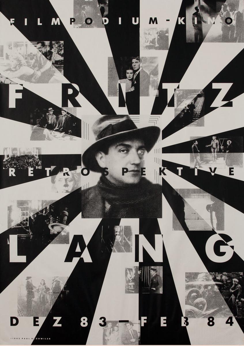 Filmpodium - Kino Fritz Lang - Retrospektive