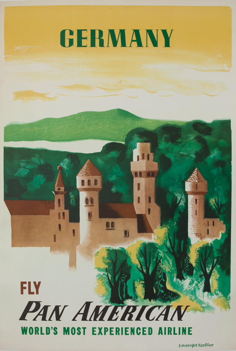 Fly Pan Am Germany
