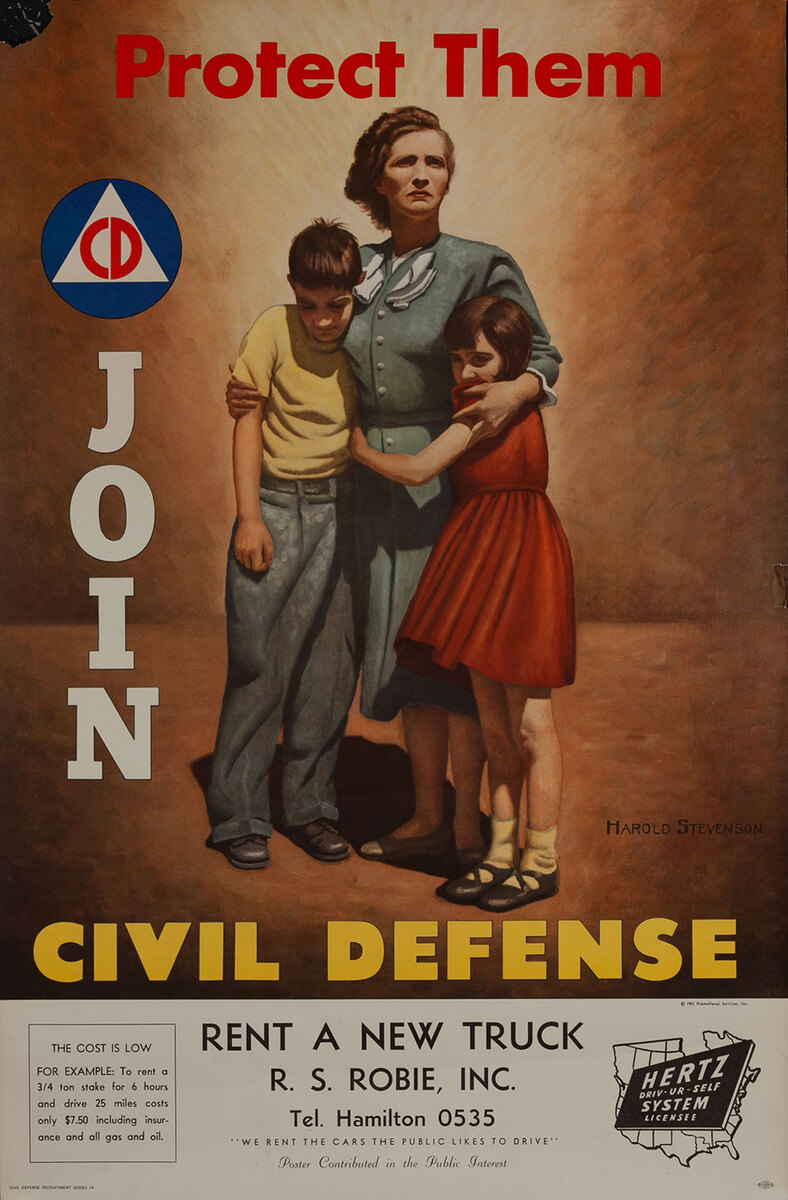 Join Civil Defense - Protect Them