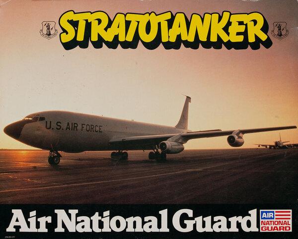 Stratotanker, Air National Gaurd Poster