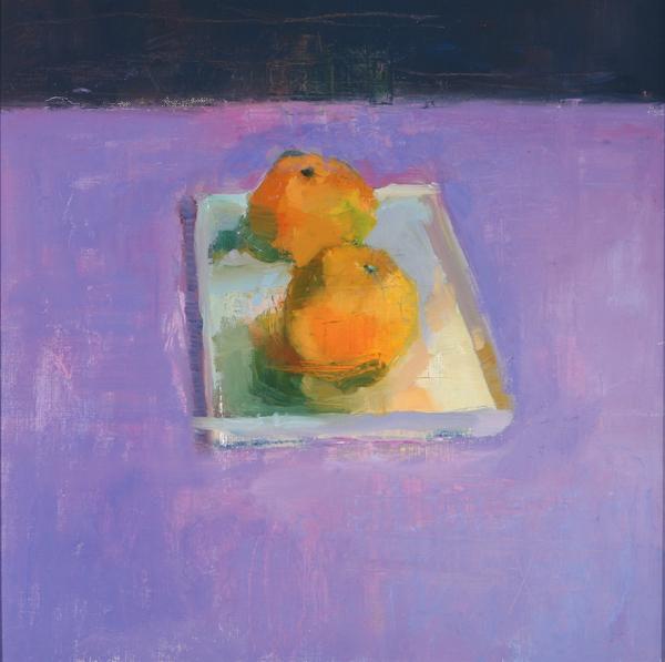 Matisse's Tangerine's Oil Painting