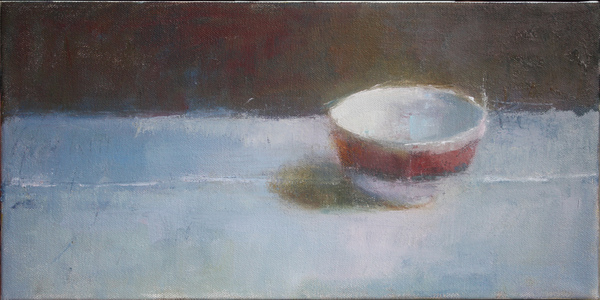 Bowl -  Oil Painting